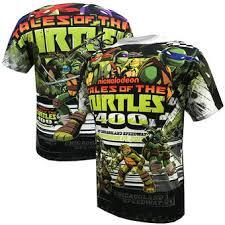 teenage mutant ninja turtles nascar shop