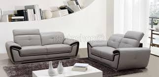 canap cuir gris clair joli canape cuir but design résultat supérieur 48 inspirant salon