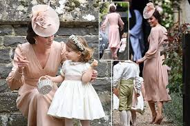 What To Get Your Sister For Her Wedding Kate Middleton Looks Understated But Chic In Bespoke Alexander