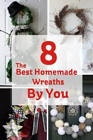 the 8 best homemade wreaths by you hobbycraft blog