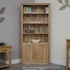 antique design oak bookcase fabulous home ideas