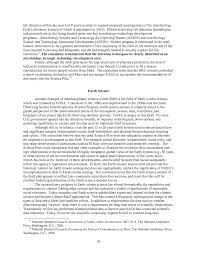 a review of nasa u0027s 2006 draft science plan review of the science