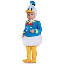 duck costume prestige toddler donald duck costume buycostumes