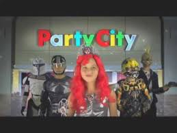 Party Monster Halloween Costumes Party Thriller Video