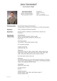 Sample Of Formal Resume by Resume Formal Resume Sample