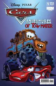 cars characters mater cars the adventures of tow mater 1 issue