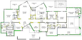 house plans with large kitchens uncategorized large house plans in glorious southwest