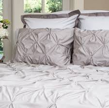 Pinched Duvet Cover Bedroom Inspiration And Bedding Decor The Valencia Dove Grey