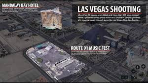 Google Maps Las Vegas Strip photos how the las vegas gunman took aim wpxi