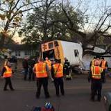 Chattanooga School Bus Crash: Multiple Fatalities Confirmed, Driver Being ...