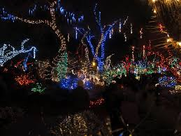 Zoo Lights Phx by Holiday Light Tour In A Limo Mirage Limousines Phx Az