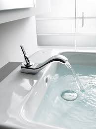 roca urban joystick operated basin mixer tap