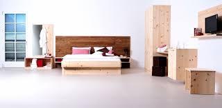 Schlafzimmer Zirbe Massivholzmöbel Tischlerei Strohmaier
