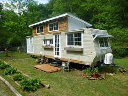 spectacular travel trailer to tiny house conversion tiny houses