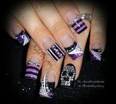 halloween haunted circus nails nail art gallery
