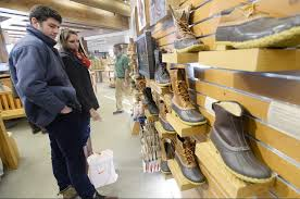 ll bean s boots size 12 l l bean sales steady as company readies buyouts