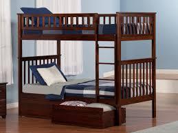 Woodland Bunk Bed Woodland Storage Bunk Bed Atlantic Furniture