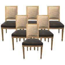 Dinette Chairs by Viyet Designer Furniture Seating Custom Louis Xvi Style Oak