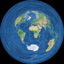 Map Projection Definition Azimuthal Map Projection Image Mag