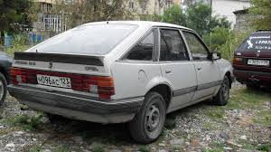 opel ascona 2017 1986 opel ascona specs and photos strongauto