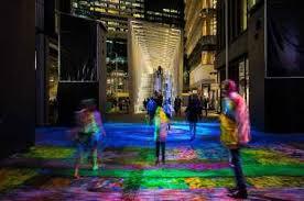 When Darkness Turns To Light It Ends Tonight Vivid Sydney 2018 Vivid Light Music And Ideas Sydney Events