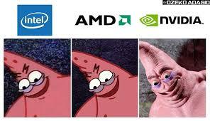 Amd Meme - shopping for a new computer memebase funny memes