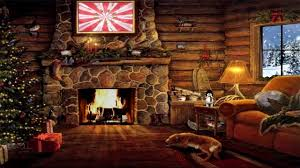 fireplace christmas scene fireplace design and ideas