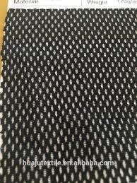 Open Weave Plastic Mesh Marine Upholstery Fabric Polyester Cotton Blend Mesh Fabric Polyester Cotton Blend Mesh