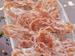 giada de laurentiis thanksgiving check out candied prosciutto it u0027s so easy to make giada de