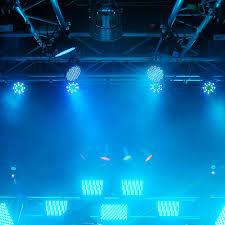 american dj uvled 24 black lights w strobe u0026 uv fog machine idjnow