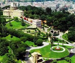 biglietti giardini vaticani giardini vaticani