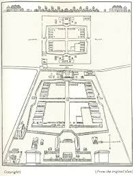 royal courts of justice floor plan the depot for prisoners of war at norman cross huntingdonshire by