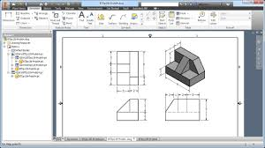 inventor tutorial with isometric sketches u2013 intermediate part 4b