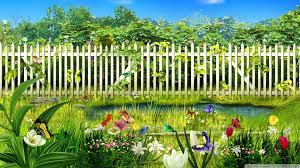 Botanical Garden Definition by Spring Garden Hd Desktop Wallpaper High Definition Fullscreen