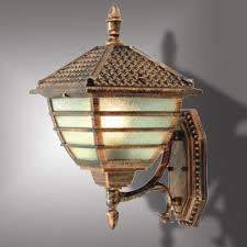 Antique Outdoor Lighting China Supplier New Antique Outdoor Light Shell E27 Street Lighting