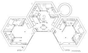 cluster home floor plans pod designs earthbag house plans