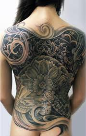 full back tattoos women full back tattoos for women tribal back