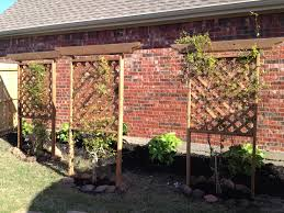 have to have it andover 5 ft cedar wood arch trellis 139 98