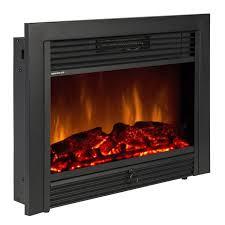 28 5 insert electric fireplace heater