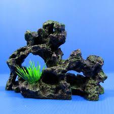 aquarium ruins ebay