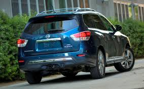 nissan rogue towing capacity 2013 nissan pathfinder second look truck trend