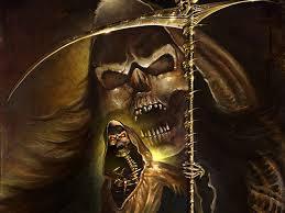 3 d halloween wallpaper dark grim reaper wallpaper wallpapers browse