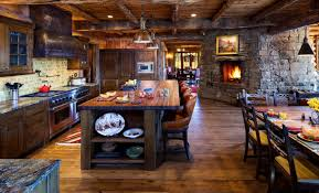 Rustic Kitchen Cabinet Designs 15 Rustic Kitchen Cabinets Designs Ideas With Photo Gallery