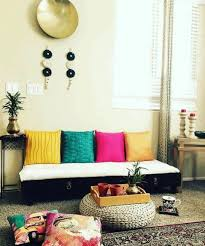 Indian Table L Indian Style Living Room L Shaped Grey Velvet Microfiber Modern