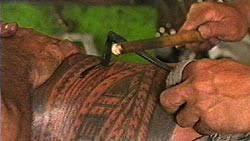 tribal hawaiian tattoos