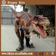 velociraptor costume 2016 silicon rubber dinosaur suits dinosaur costume