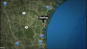 Sterling Virginia Map by Family Mourns Who Died In Electrocution