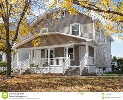 duplex house stock photo image 61104735