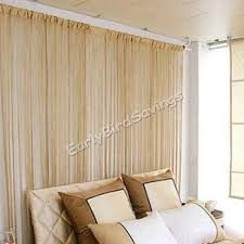 Ikea Ceiling Curtain Track Interior Room Divider Curtain To Make Separate Your Living Space