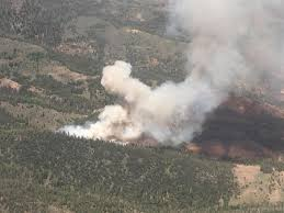 Wildfire Honey by Wildfire Burning On More Than 100 Acres Near Circleville